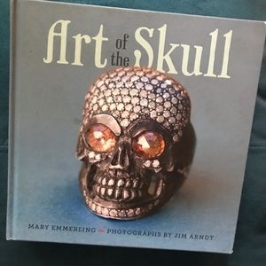 Art of the Skull coffee table art book